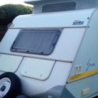 Sprite Stata 1998 caravan