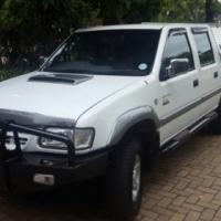 Isuzu D/C 4x4 LX For Sale