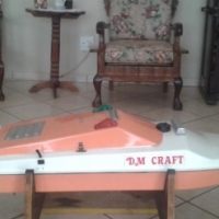 DM CRAFT  BAIT BOAT for sale: