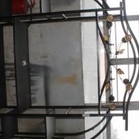 Steel TV Stand S022334B #Rosettenvillepawnshop
