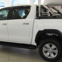 2016 Toyota Hilux 2.8 GD-6 Raider 4x4 Double Cab A/T