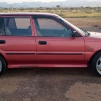 Selling this stunning Tazz with Sony CD player,  17inch rims,  new tyres,