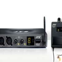 JTS SIEM-2 SYSTEM AFFORDABLE IN EAR MONITOR SYSTEM
