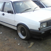 Jetta2 Vw in best condition for best price R18000 with nice mags and interior
