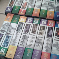 Ou VHS tapes