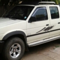 nissan double cab to swop