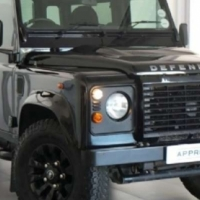 Land Rover Defender 90 2.2D S/W Africa Edition