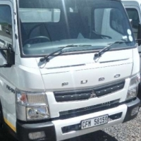 Fuso Canter FE6-130TF Dropside
