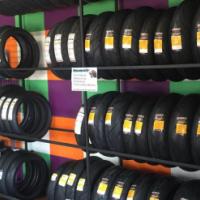Shinko Verge 2 Dual Compound Tyres @ Frost Biketech....
