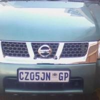 2008 Nissan Hardbody double cab for sale