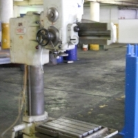 EMA Radial Drill for sale, excellent condition