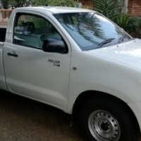 2009 Toyota Hilux 2.5 D4D S/C in Immaculate condition