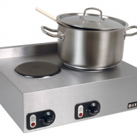 STOVE ANVIL - DOUBLE PLATE