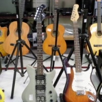 Guitars at Cash Converters Montague Gardens