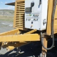 CIFA PC607/411/E7 Mobile Concrete Pump