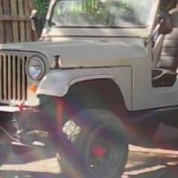 Willy's cj6 jeep