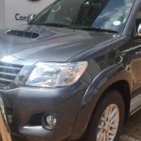 2014 Toyota Hilux 3.0 D-4D RAIDER R/B P/U D/C