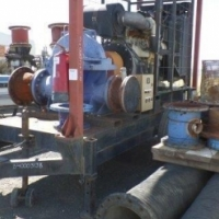 KSB Omega 250-600A Mobile Pump