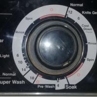 Soek control box van Whirlpool heavy duty wasmasjien