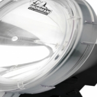 "Ironman 4x4 Supernova 35W HID Driving Light 9"" (H11, 6000k) (each) -10% discount easter special"