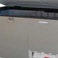 National Luna 65 litre fridge / freezer