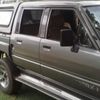 Very neat d/c Hilux with lexus engine for sale