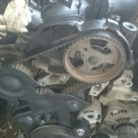 Ford Fiesta TDCi Complete motor for sale