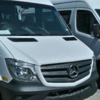 Mercedes Benz Sprinter 515CDI 22 seater