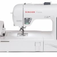 Singer Futura XL550 Embroidery Machine