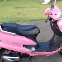 Vuka Scoota XR 125