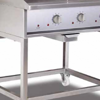 HEAVY DUTY SOLID TOP GRILLER - ELECTRIC [900]