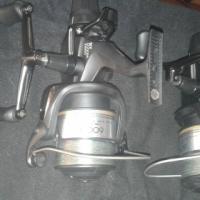 Shimano ST 6000RA baitrunner set