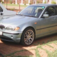 Bmw 330D Turbo For Sale