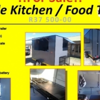 Mobile Kitchen for Sale brand new