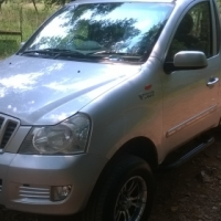 2012 Mahindra Genio 2.2CRD NO ENGINE