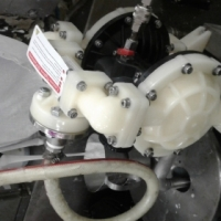 Double Diaphragm Air pumps. In Stock.( glue pumps )