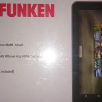 "Telefunken 9"" Quad Core WIFI Tablet"