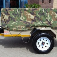 Brand New Venter Type Challenger Trailer with Waterproof Cover