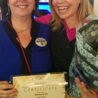 Marika Scott named as a Monthly WIB Winner at Hirschs Fourways