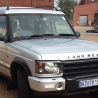 Land Rover discovery II Td5 ES manual