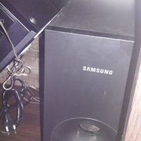 Samsung home theater system with DVD player