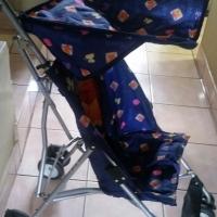 Winnie the pooh baby stroller
