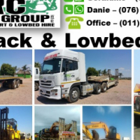 DRC Auction Group - Transport (Rollback & Lowbed) Hire