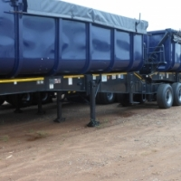 Side Tipper Trailers for SALE