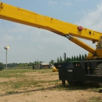 Drott 250 (25t) Mobile Crane