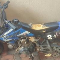 Orion Motorbike