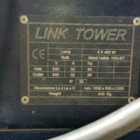 Link Tower - Lighting Plant