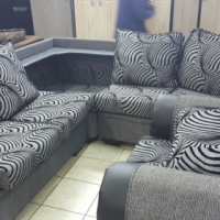 NEW manufactured L-Shape Couch Lounge Suite_R5900