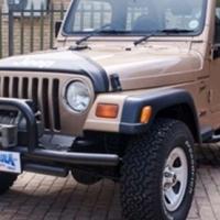 Jeep Wrangler Sport Dual Top