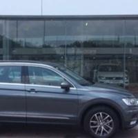 VW Tiguan 1.4 TSI Comfortline
